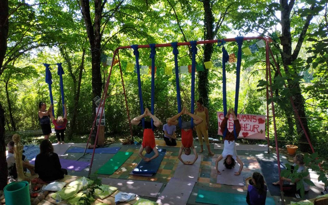 Fête du Yoga– Faites du Yoga – 21 juin 2020